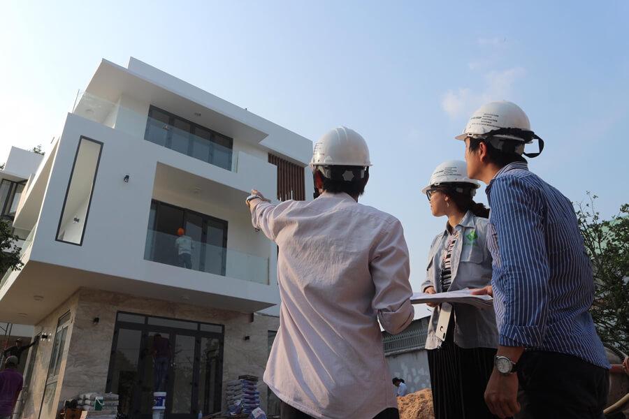 Báo giá xây dựng