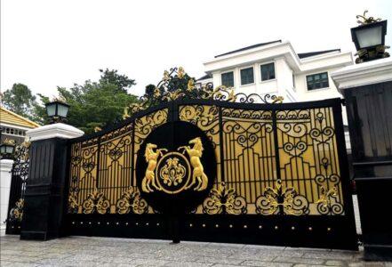 Ngắm nhìn các mẫu cổng đẹp với thiết kế tinh tế, ấn tượng và mới lạ
