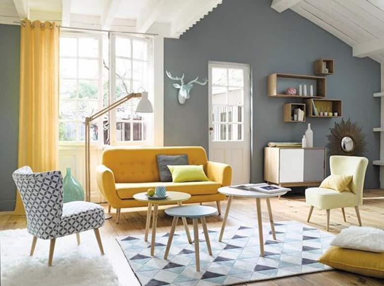 Nên sơn phòng khách màu gì đẹp lại hợp với phong thủy trong nhà