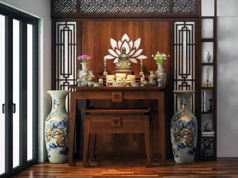 Hướng dẫn cách đặt bàn thờ Phật như thế nào cho phù hợp nhất