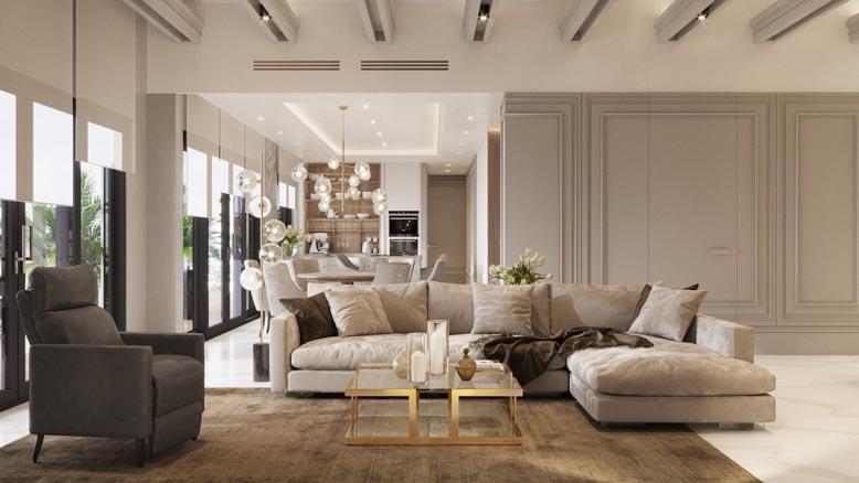 Tham khảo mẫu thiết kế và thi công nội thất hiện đại