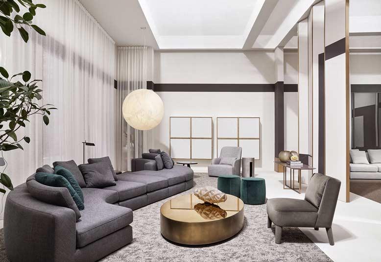 Thi công nội thất hài hòa phù hợp với tổng thể kiến trúc căn nhà