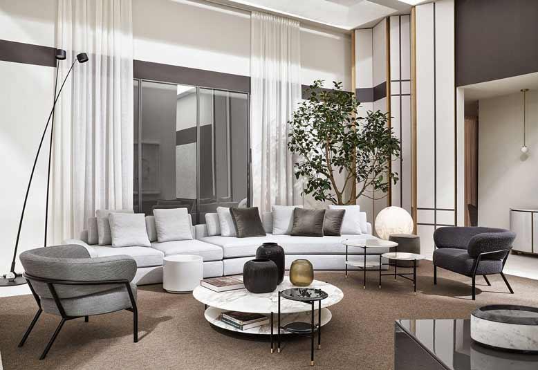 Thi công nội thất đảm bảo không gian hài hòa, hợp lý
