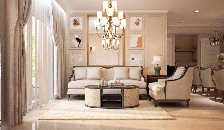 Xác định phong cách thiết kế và thi công nội thất chất lượng