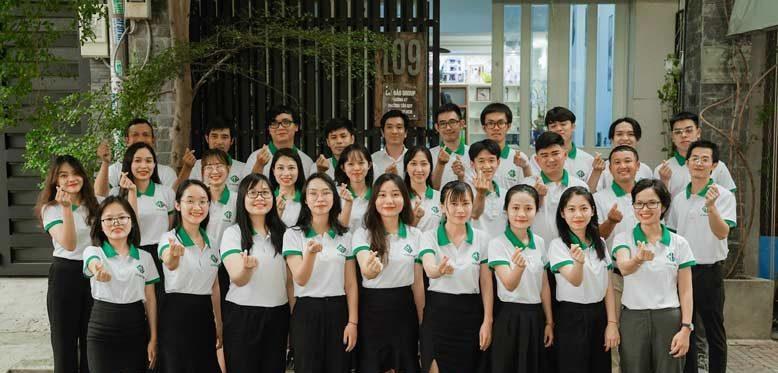 Hình ảnh đội ngũ Gia Bảo Group