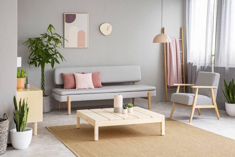 Phong cách thiết kế và thi công nội thất theo hướng tối giản