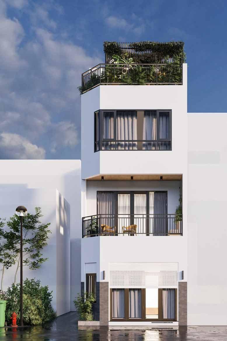 Để sở hữu thiết kế nhà đẹp, bạn cần lưu ý những thông tin này