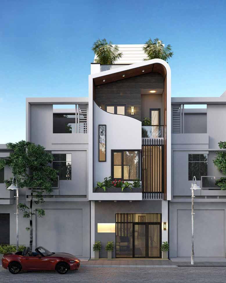 Một công ty uy tín sẽ giúp bạn sở hữu mẫu thiết kế nhà đẹp