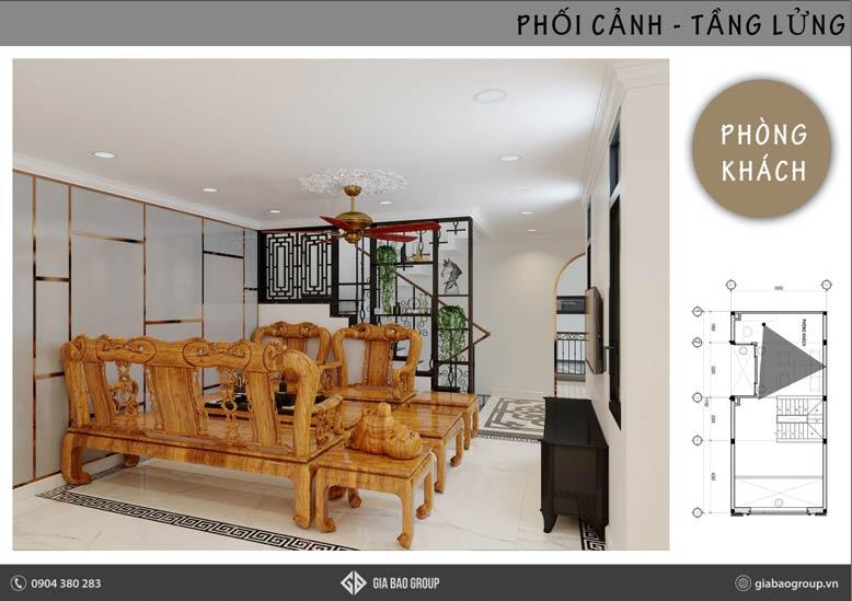 Màu sắc được sử dụng trong thiết kế nội thất phong cách Đông Dương