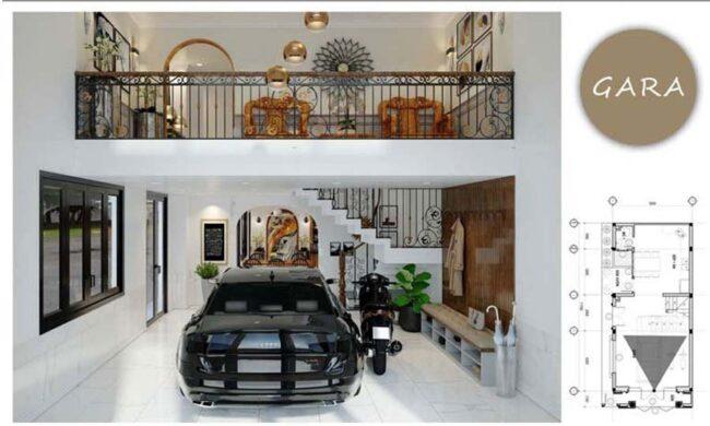 Chiêm ngưỡng thiết kế nội thất phong cách Đông Dương tại nhà A.Thịnh Gò Vấp