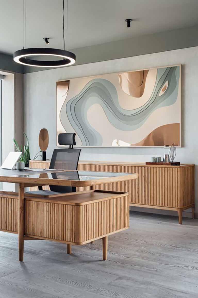 Thiết kế văn phòng cho phòng sales-marketing