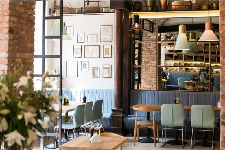 Một thiết kế quán cafe phong cách rustic sang trọng và tinh tế
