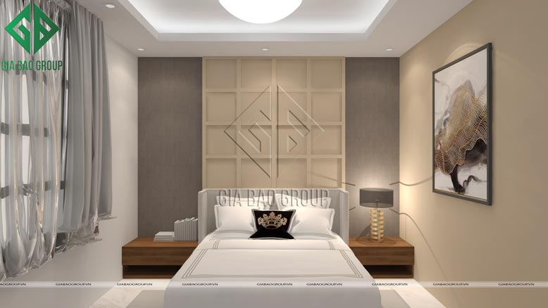 Nội thất cơ bản cho phòng ngủ