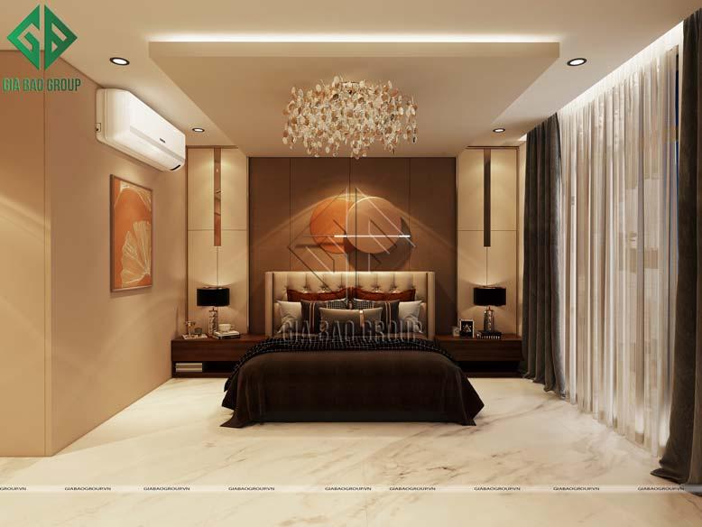 Nội thất phòng ngủ đẹp, sang trọng