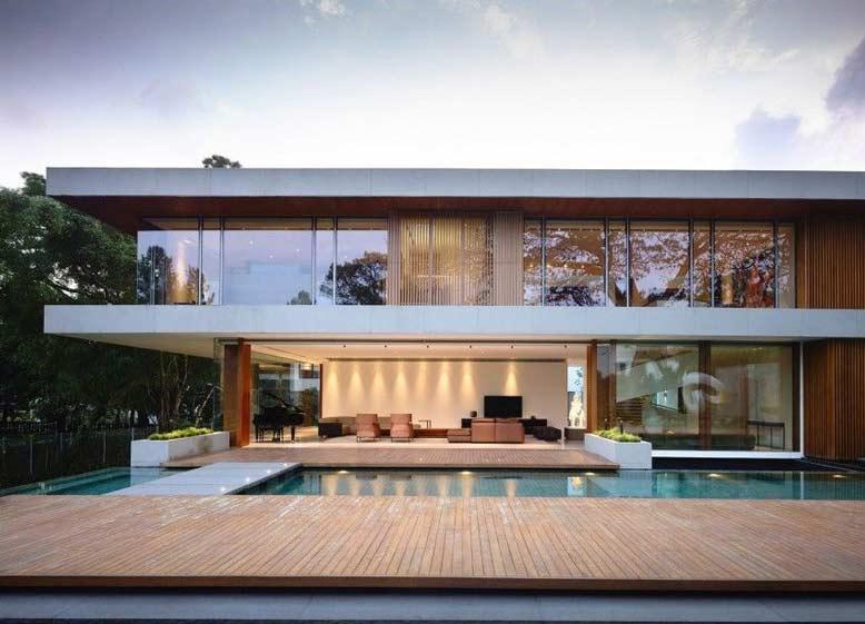 Thi công biệt thự đẹp mang đến không gian sống hoàn mỹ