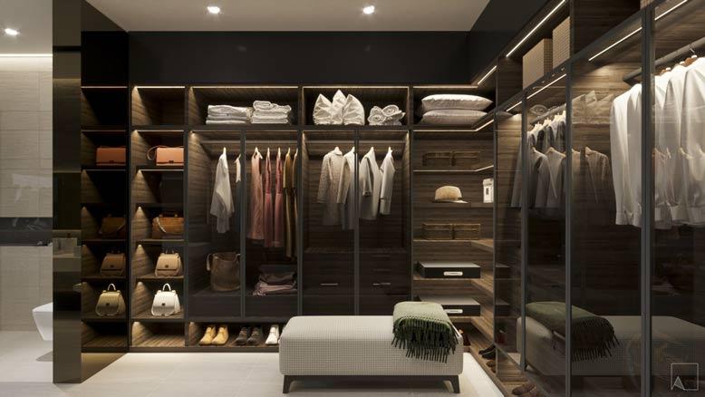 Thiết kế thi công biệt thự với nội thất sang trọng