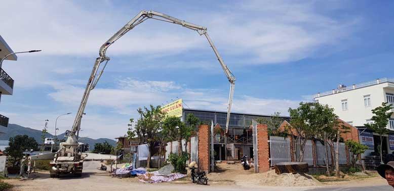 Những bước thi công biệt thự tại Nha Trang