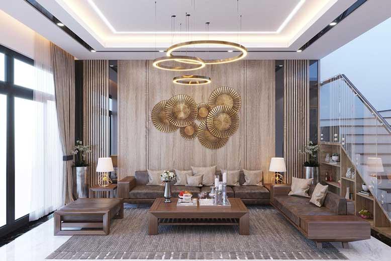 Thiết kế nội thất hài hòa với nhiều phong cách khác nhau