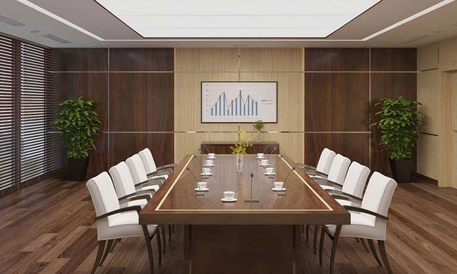 4 nguyên tắc thiết kế nội thất phòng họp đạt chuẩn