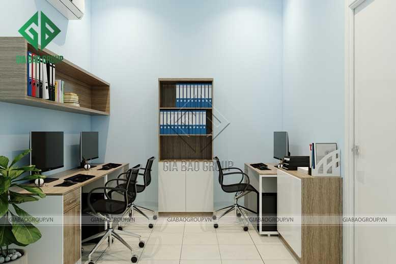 Lựa chọn phong cách thiết kế văn phòng có diện tích nhỏ