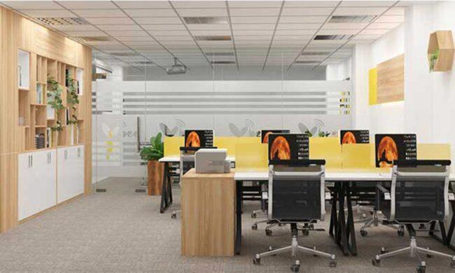 5 nguyên tắc vàng thiết kế văn phòng có diện tích nhỏ