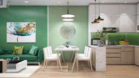 Ý nghĩa của màu sắc trong thiết kế nội thất nhà ở