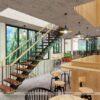 Sử dụng vật liệu gỗ tạo nên cảm bình yên, giản dị cho ngôi nhà của bạn