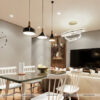 Thiết kế khu vực bàn ăn