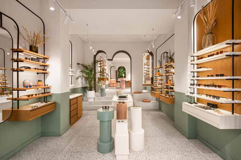 Lựa chọn thiết kế cửa hàng và thi công nội thất trọn gói sẽ giúp tiết kiệm chi phí hiệu quả