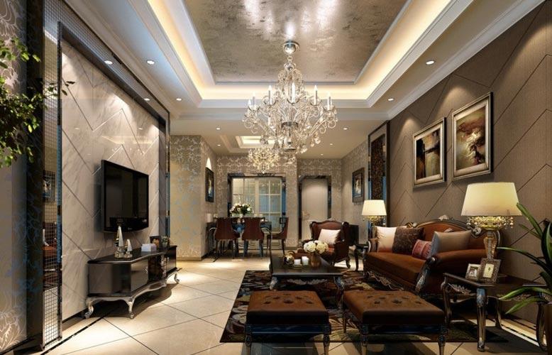 Thiết kế nội thất nhà phố với tông màu trầm tinh tế