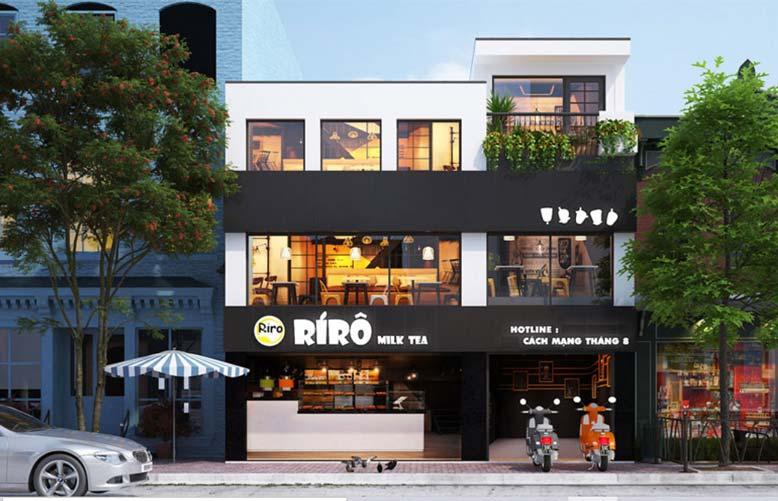 Những lưu ý khi thiết kế nhà phố shophouse