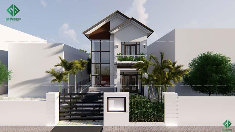 Thiết kế biệt thự cao cấp với đồ nội thất xa xỉ, đắt tiền