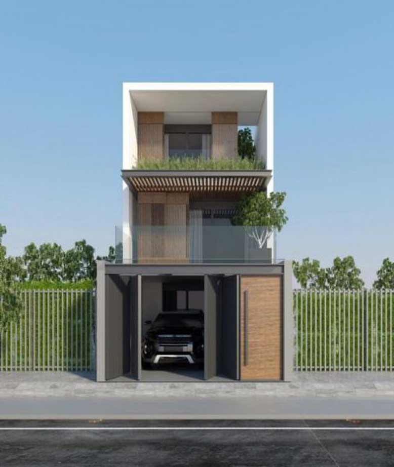 Lựa chọn đơn vị thiết kế nhà phố giá rẻ