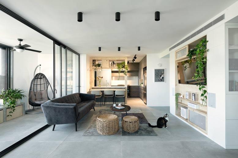 Căn hộ chung cư có diện tích từ 80 đến 100m2