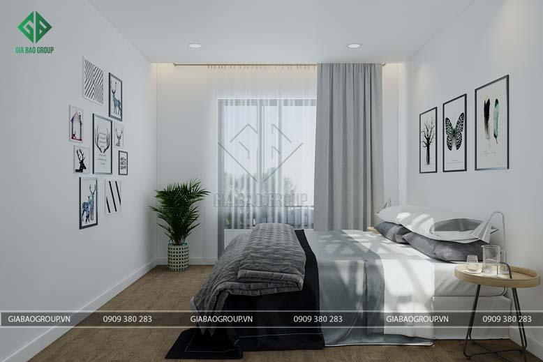 Tạo điểm nhấn riêng cho căn hộ chung cư
