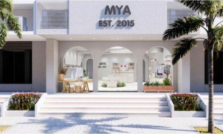 Thiết kế nội thất shop quần áo phong cách Luxury đẹp lung linh tại quận 7, TP. HCM