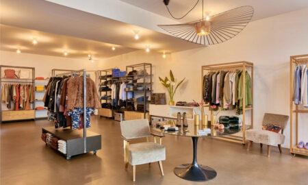 Những mẫu thiết kế nội thất shop thời trang ấn tượng, đẹp hút mắt
