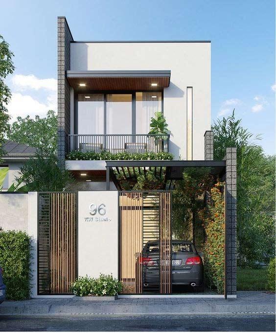 Một số yêu cầu khi thiết kế nhà 2 tầng