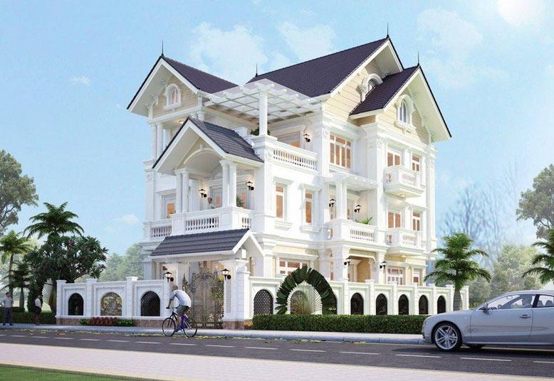 Chiêm ngưỡng mẫu nhà 3 tầng đẹp