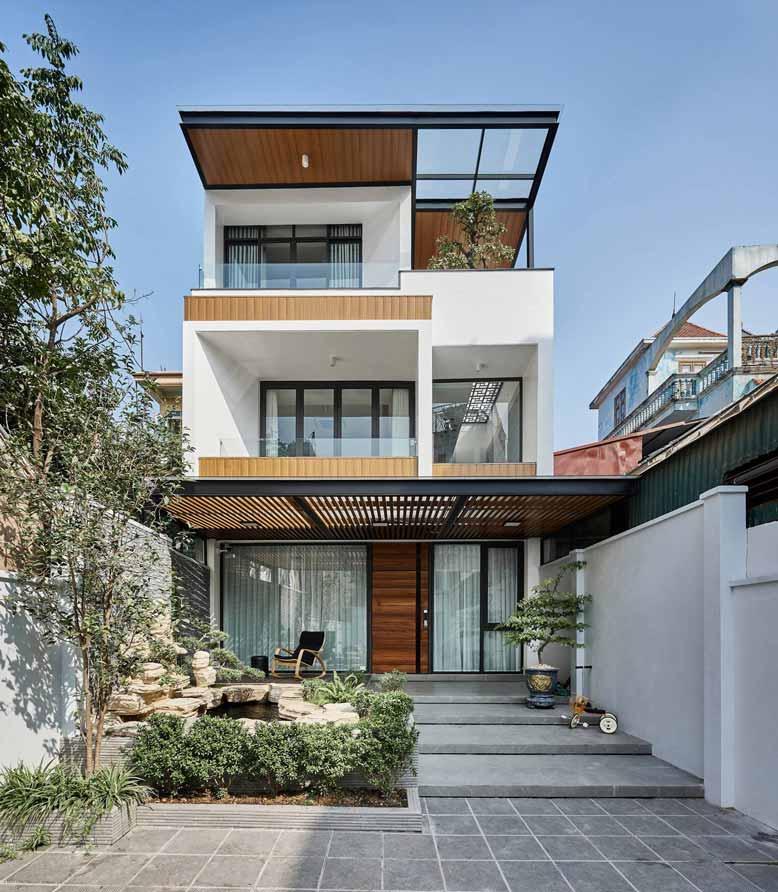 Phong cách kiến trúc mà gia chủ lựa chọn
