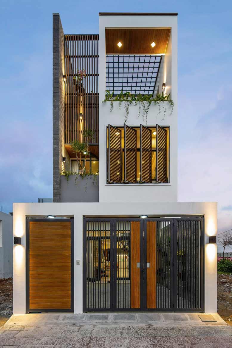 Cách bố trí mặt bằng cho nhà 3 tầng
