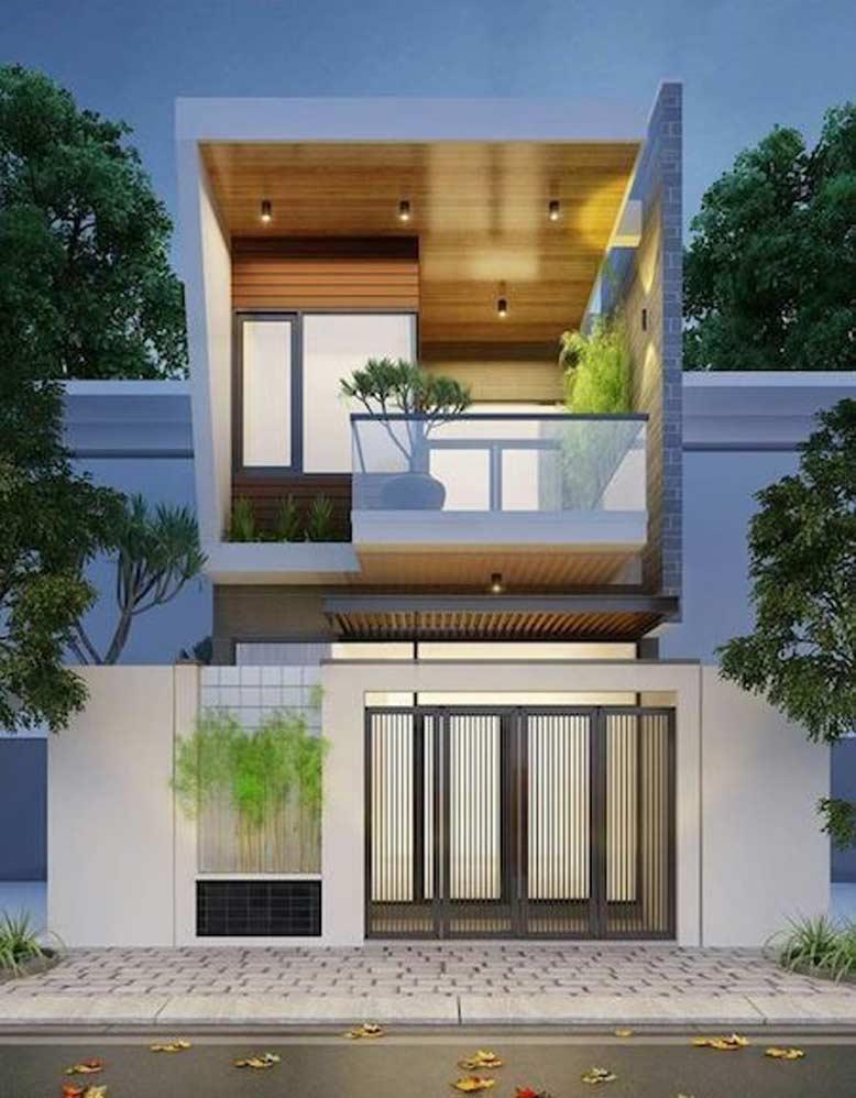 Nguyên tắc thiết kế nhà phố