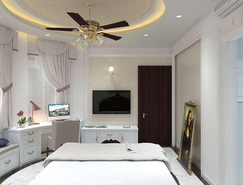 Thiết kế phòng ngủ sao cho gia chủ cảm thấy thư giãn, thoải mái nhất